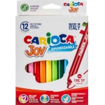 ΜΑΡΚΑΔΟΡΟΙ CARIOCA JOY SUPERWASHABLE 12X