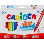 ΜΑΡΚΑΔΟΡΟΙ CARIOCA JOY SUPERWASHABLE 24Χ