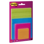 NOTES 3M 4622-sseu MULTI PACK (4 size x 45sheets)