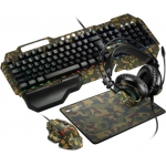 Argama Gaming Set Canyon CND-SGS03M-US (4 in 1)