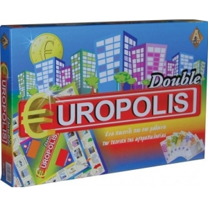 EUROPOLIS DOUBLE NEW ATOYS 0102